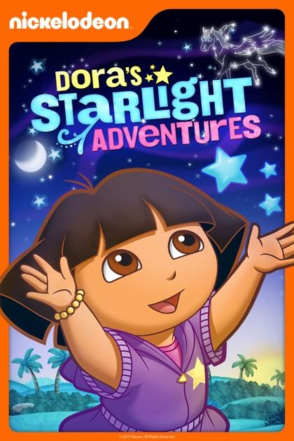 doras starlight adventures dora the explorer on itunes