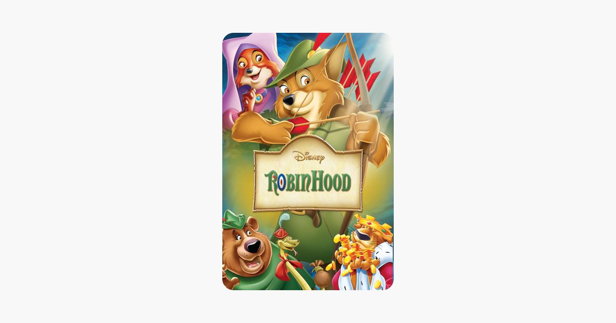 Robin Hood On Itunes