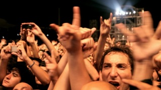 Blood Brothers Live In Santiago, Chile'