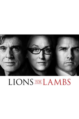Robert Redford - Lions for Lambs  artwork