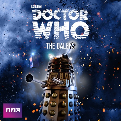 Doctor Who, Monsters: The Daleks poster