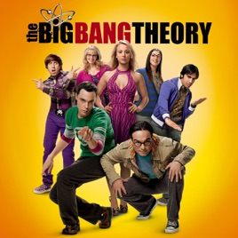 ‎The Big Bang Theory: Series 1 - 6
