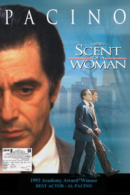 Martin Brest - Scent of a Woman (1992) artwork