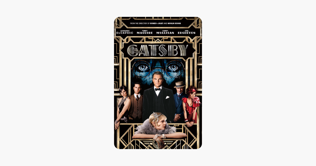 ‎The Great Gatsby (2013) on iTunes