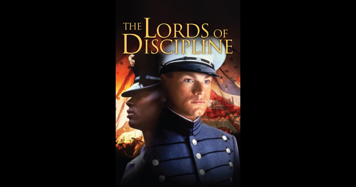 lords of discipline The lords of discipline, by pat conroy cover picture discussion facilitator: tbd group members: phoebe walsh marshall brunelle rachel nixon julie hutchinson.