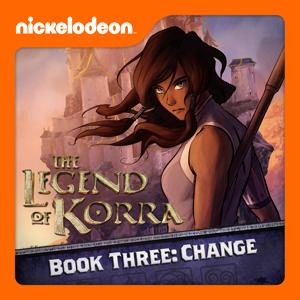 The Legend of Korra, Book 3: Change