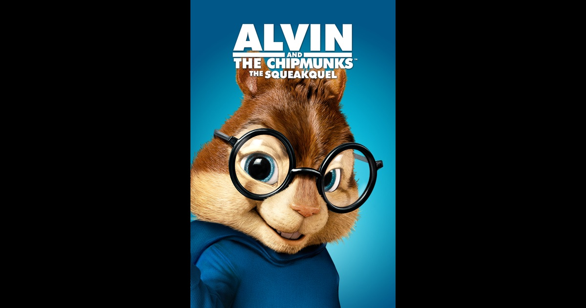 alvin and the chipmunks the squeakquel on itunes