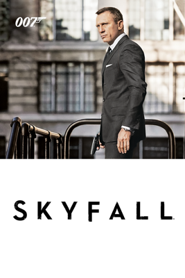 Sam Mendes - Skyfall  artwork