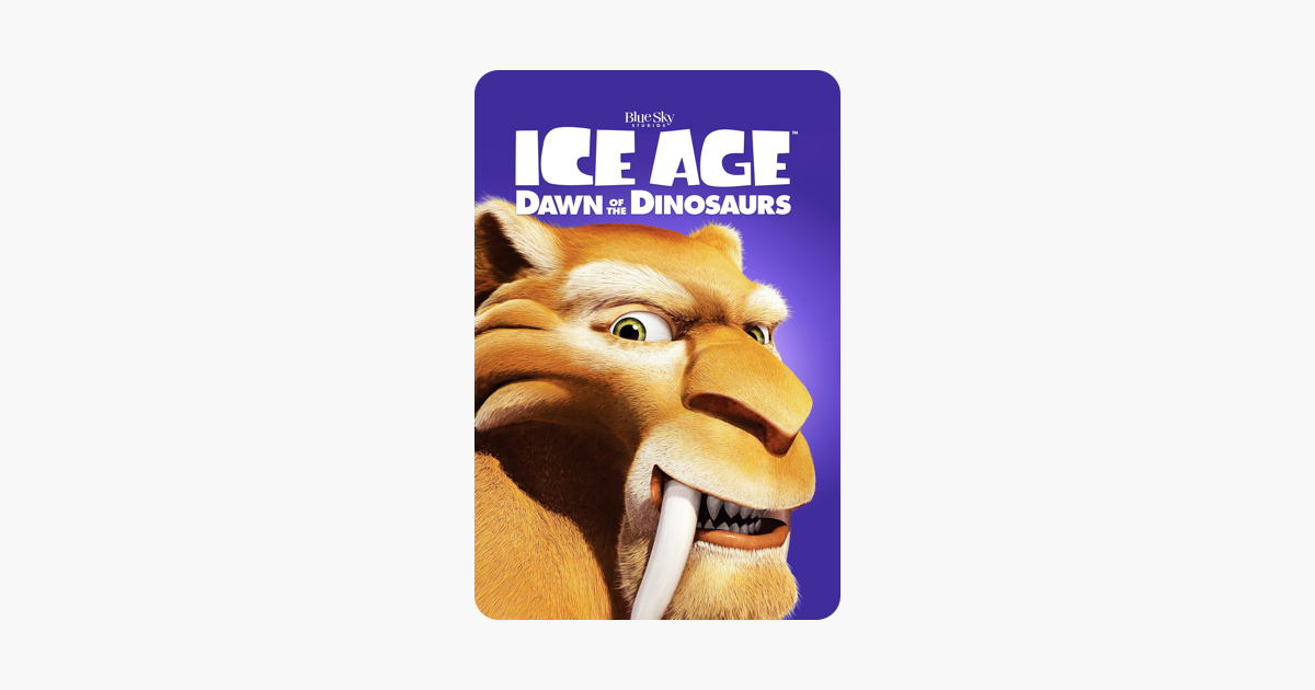 Ice Age: Dawn of the Dinosaurs on iTunes