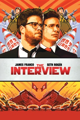 Seth Rogen & Evan Goldberg - The Interview  artwork