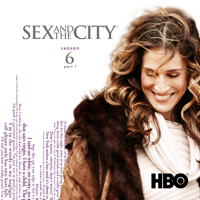 Sex and the City - Sex and the City, Season 6, Pt. 1 artwork