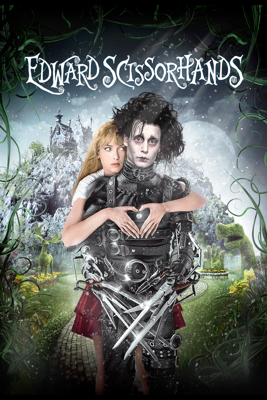 Tim Burton - Edward Scissorhands  artwork