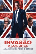 Capa do filme Invasão a Londres