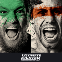 The Ultimate Fighter - Here For Myself artwork
