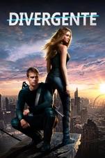 Capa do filme Divergente