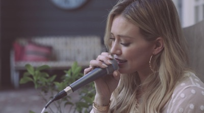 Breathe in breathe out deluxe version by hilary duff for Hilary duff tattoos