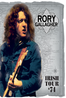 Rory Gallagher - Rory Gallagher - Irish Tour 1974 illustration