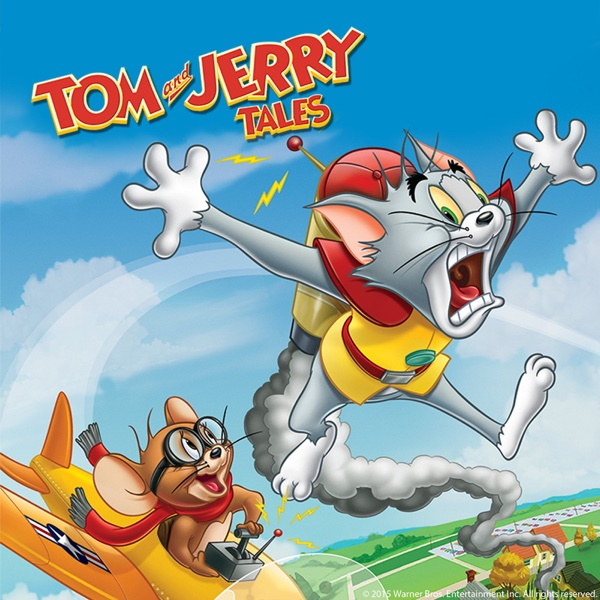 tom and jerry tales - 600×600