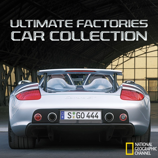 Ultimate Factories Car Collection on iTunes