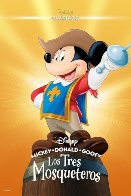 mickey donald and goofy the three musketeers trailer