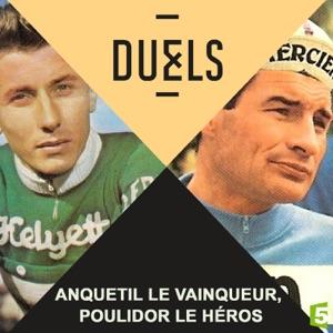 Anquetil le vainqueur, Poulidor le héros - Episode 1