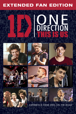 Morgan Spurlock - One Direction: This Is Us bild