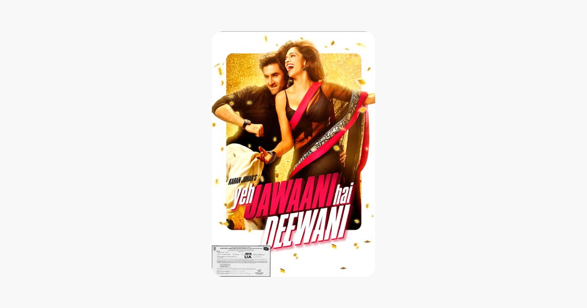Yeh Jawaani Hai Deewani on iTunes