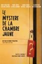Affiche du film Le mystère de la chambre jaune (2003)