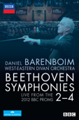 Beethoven: Symphonies Nos. 2, 3 & 4 – Live from the 2012 BBC Proms