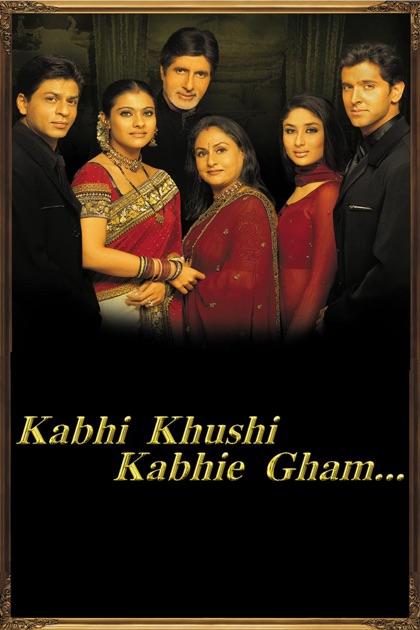 kabhi khushi kabhie gham essay Watch free kabhi khushi kabhie gham full movie with english subtitle watch kabhi khushi kabhie gham online free the film tells the story of an indian family, which.