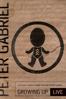 Peter Gabriel - Peter Gabriel: Growing Up Live  artwork