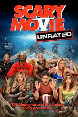 Scary Movie 5 Unrated Version On Itunes
