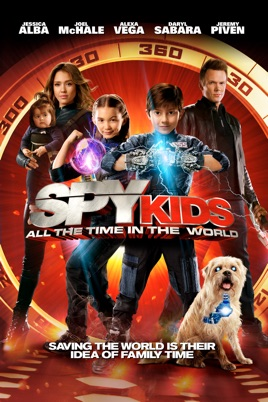 Spy Kids: All the Time In the World on iTunes