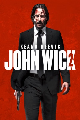 Poster of John Wick: Chapter 2 2017 Full Hindi Dual Audio Movie Download BluRay 720p