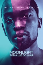 Capa do filme Moonlight - Sob a Luz do Luar
