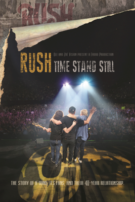 Rush: Time Stand Still  - Dale Heslip