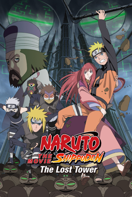 Masahiko Murata - Naruto Shippuden: The Movie - The Lost Tower Grafik