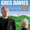 Greg Davies - Greg Davies Live: The Back of My Mum's Head  artwork