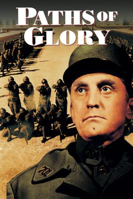 Stanley Kubrick - Paths of Glory  artwork