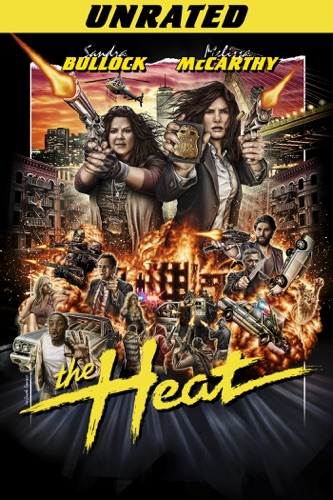 The Heat (Unrated) poster