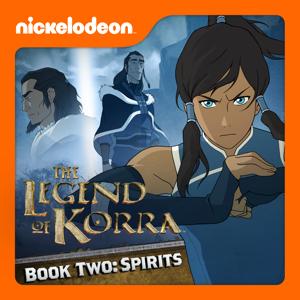 The Legend of Korra, Book 2: Spirits