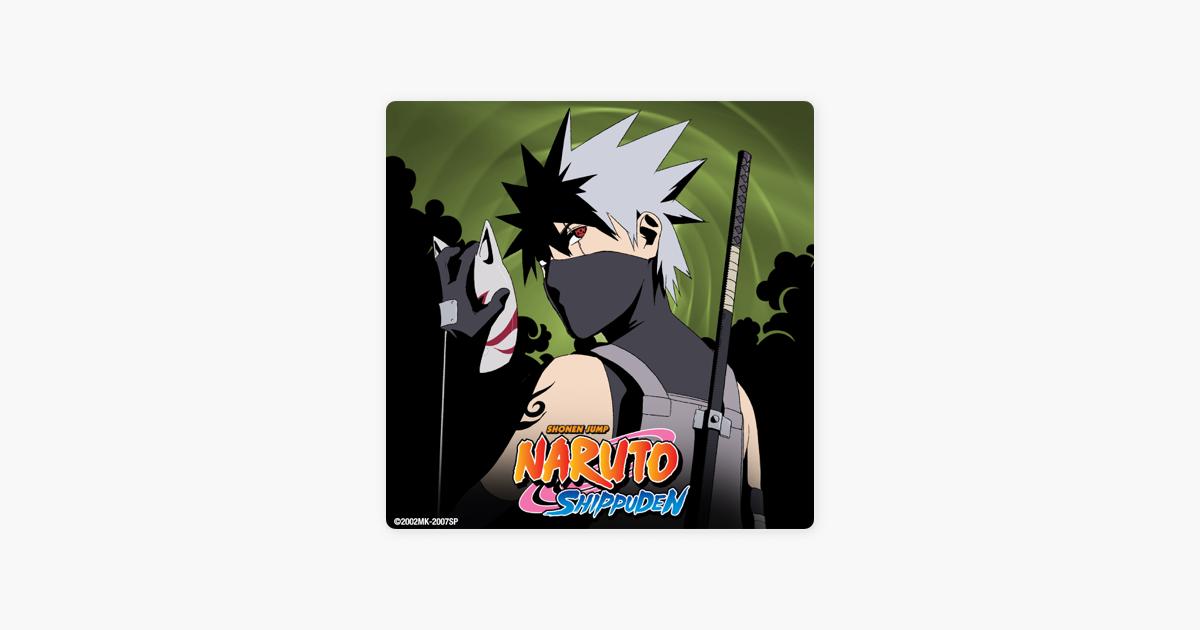 Naruto Shippuden Uncut (Original Japanese Version), Season 7, Vol  1