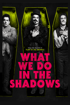 What We Do In the Shadows - Jemaine Clement & Taika Waititi