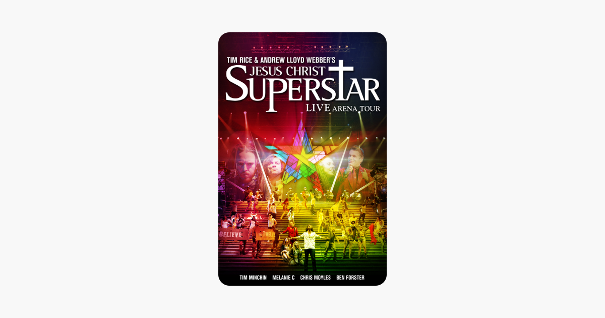 Where To Download The 'Jesus Christ Superstar Live ...