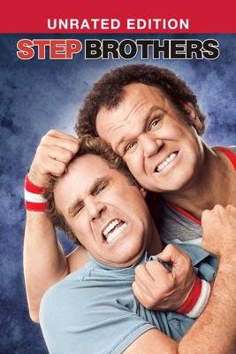 Adam McKay - Step Brothers (Unrated)  artwork