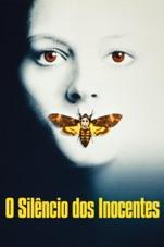 Capa do filme O Silêncio dos Inocentes