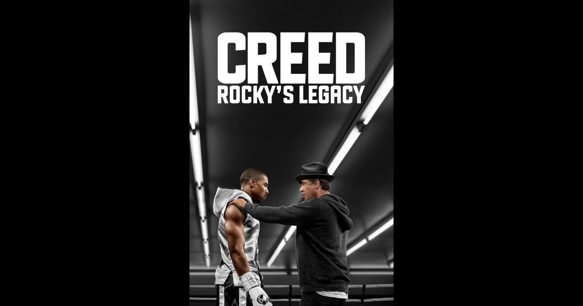 Creed Rockys Legacy Movie4k