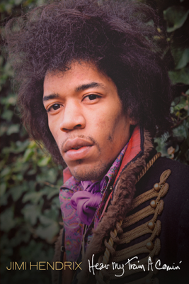 Bob Smeaton - Jimi Hendrix: Hear My Train a Comin' bild