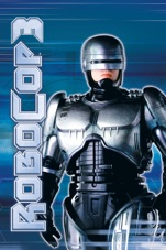 Capa do filme Robocop 3