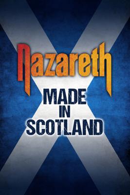 Ramy Dance - Nazareth - Made in Scotland Grafik